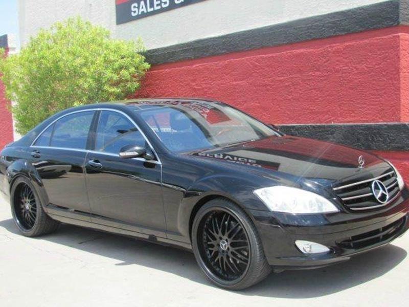 Mercedes-Benz S-Class 2007 price $11,995