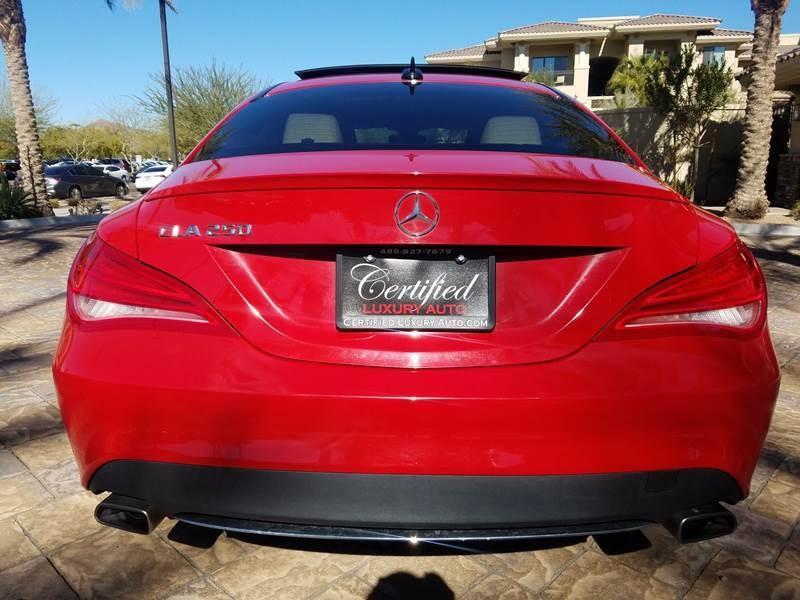 Mercedes-Benz CLA 2014 price $14,495