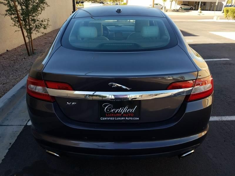 Jaguar XF 2010 price $12,500