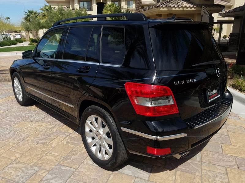 Mercedes-Benz GLK 2012 price $13,500