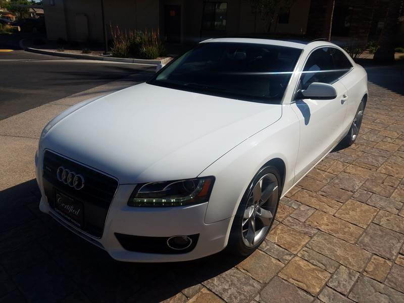 Audi A5 2011 price $13,495