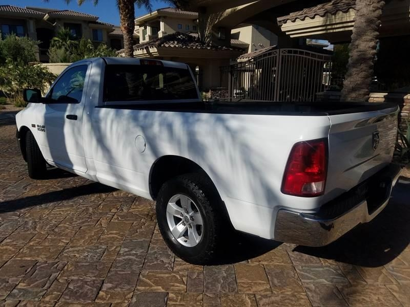 RAM Ram Pickup 1500 2014 price $13,995