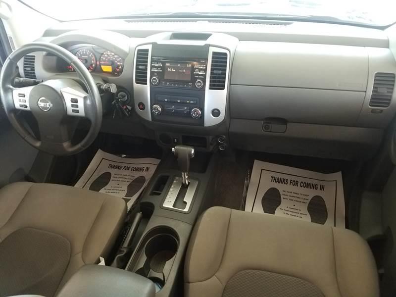 Nissan Xterra 2014 price $16,895