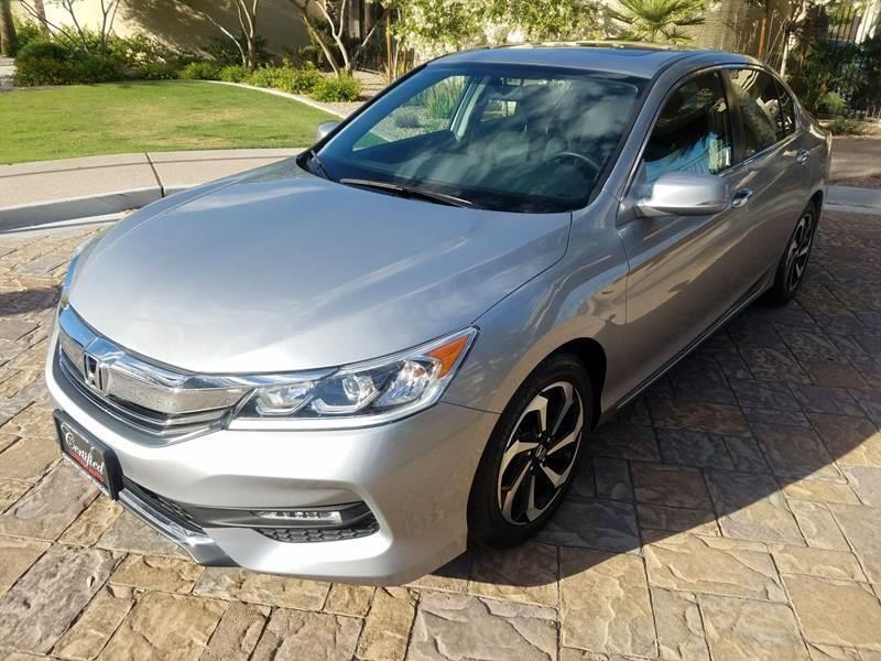 Honda Accord 2016 price $17,895