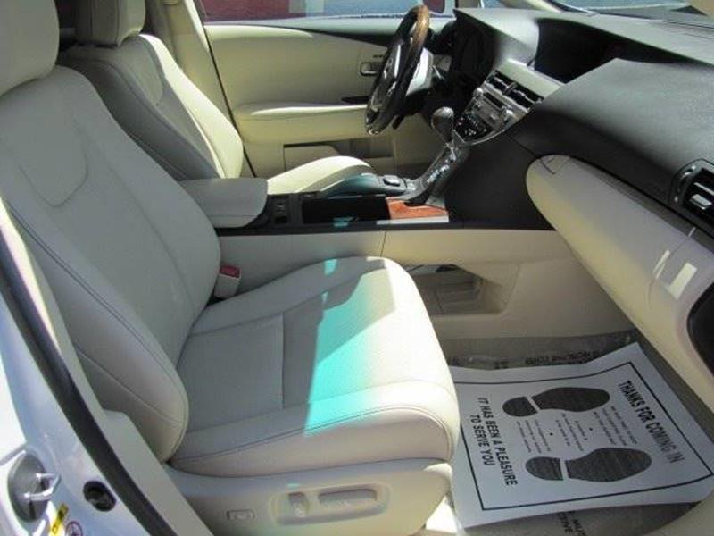 Lexus RX 350 2013 price $20,495