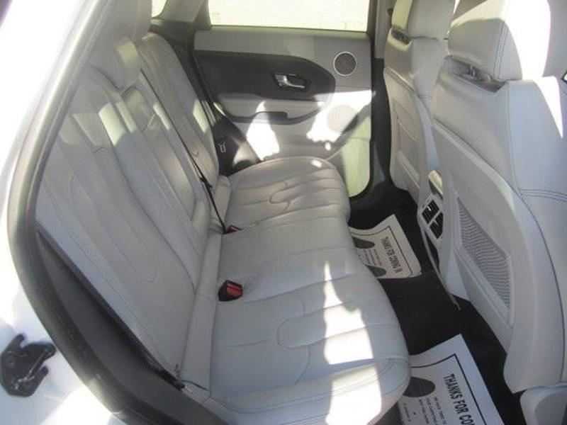Land Rover Range Rover Evoque 2012 price $19,995