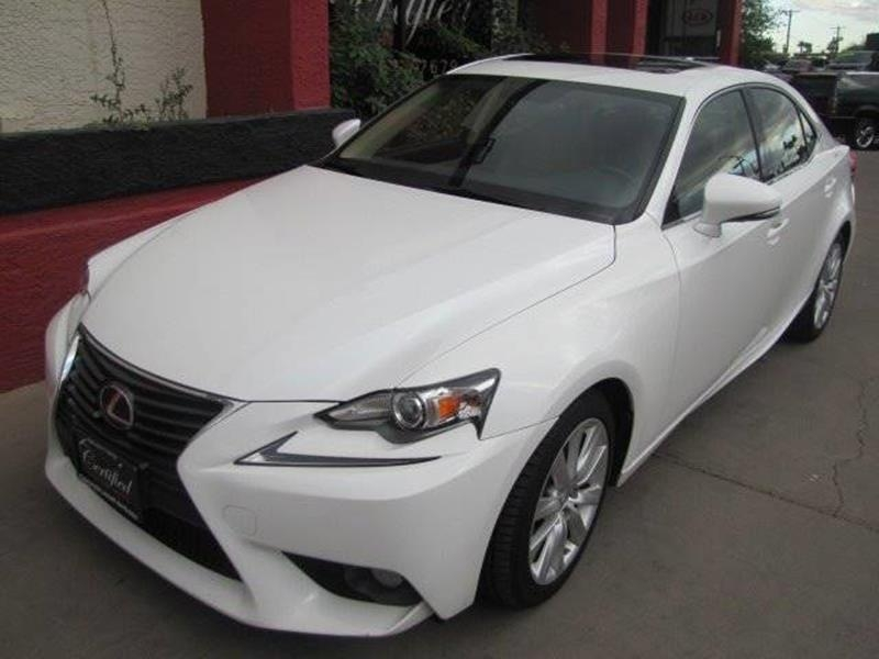 Lexus IS 250 2014 price $18,995
