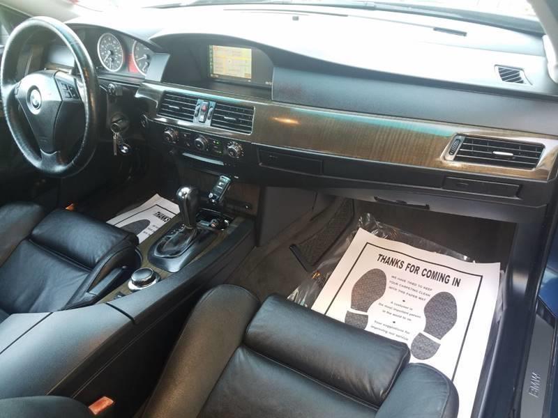 BMW 5 Series 2006 price $6,995