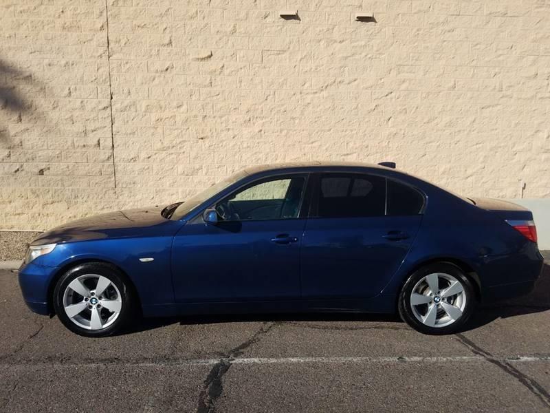 BMW 5 Series 2006 price $5,500