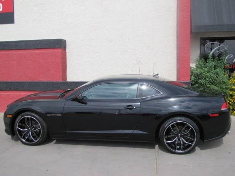 Chevrolet Camaro 2015 price $16,500