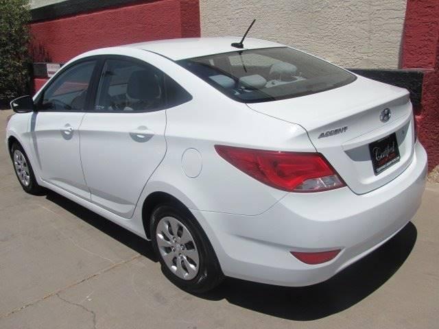 Hyundai Accent 2015 price $9,500