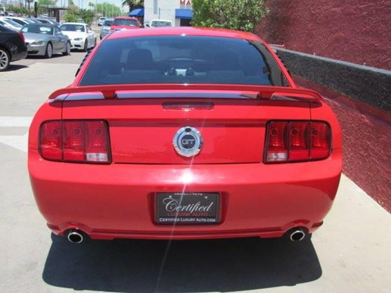 Ford Mustang 2008 price $13,495