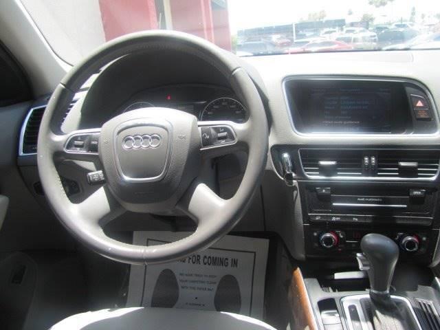 Audi Q5 2012 price $13,895