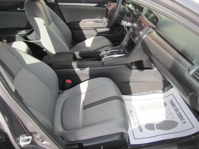 Honda Civic 2016 price $13,895