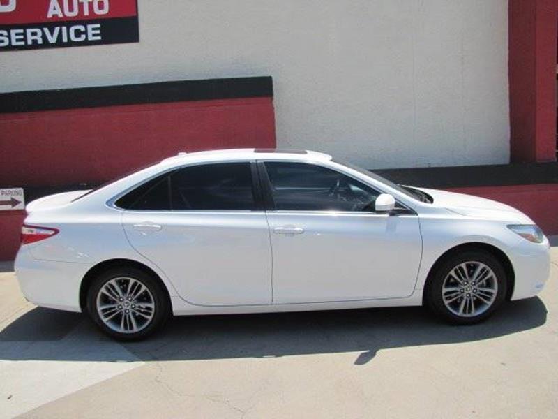 Toyota Camry 2016 price $17,495