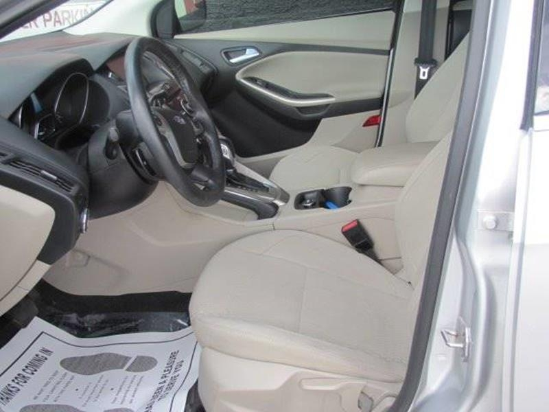 Ford Focus 2012 price $8,500