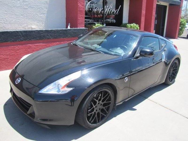 Nissan 370Z 2010 price $15,495
