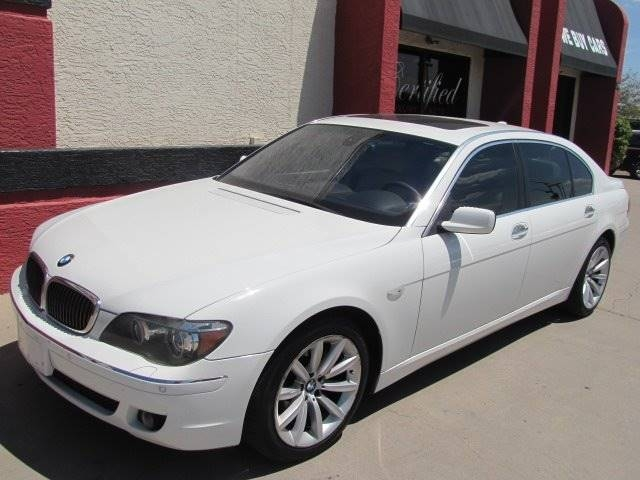 BMW 7 Series 2008 price $10,995