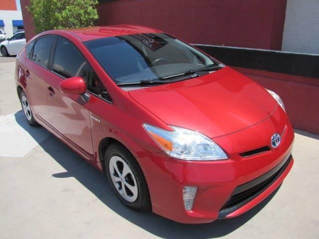 Toyota Prius 2014 price $13,495
