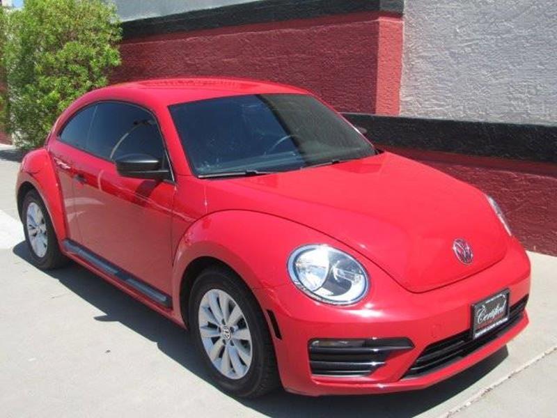 Volkswagen Beetle 2017 price $13,995