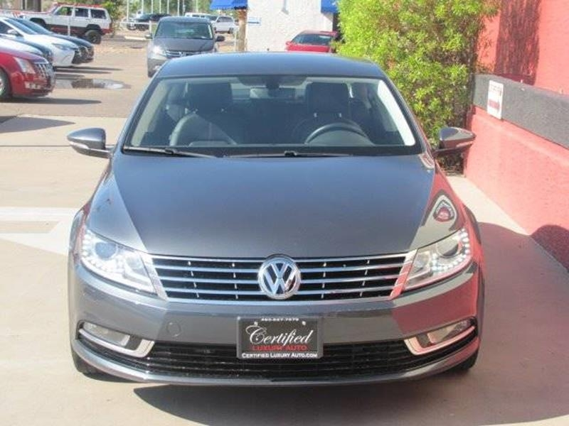 Volkswagen CC 2015 price $13,995