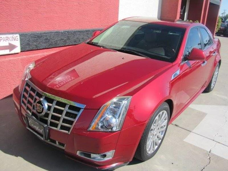 Cadillac CTS 2013 price $19,995
