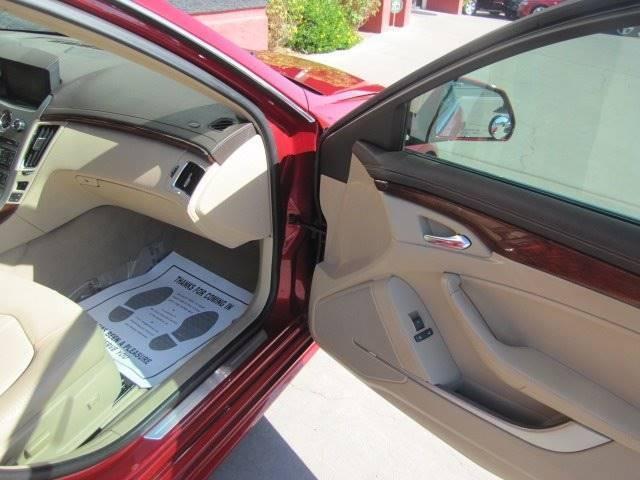 Cadillac CTS 2013 price $17,995