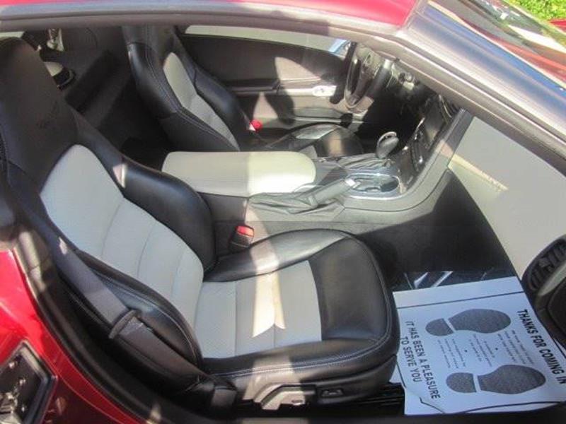Chevrolet Corvette 2008 price $21,000