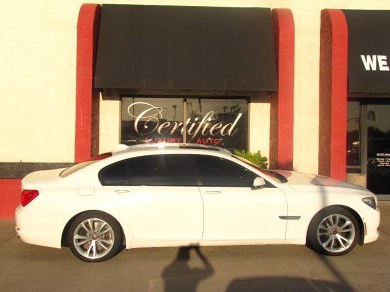 BMW 7 Series 2009 price $13,995