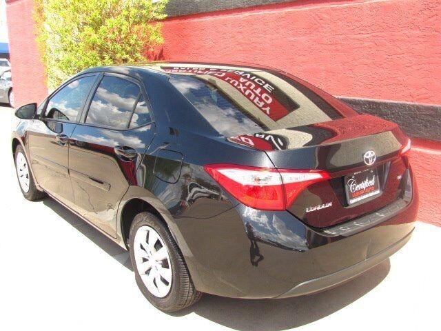 Toyota Corolla 2016 price $14,795
