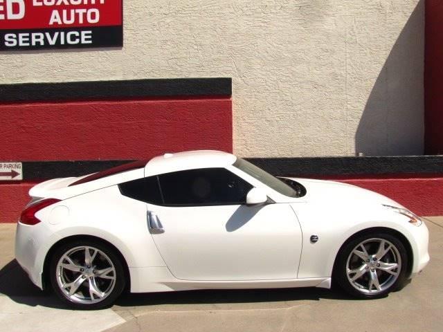 Nissan 370Z 2011 price $18,775