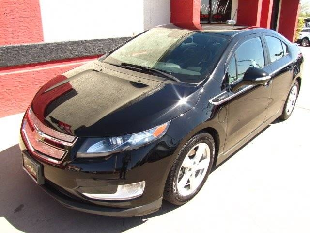 Chevrolet Volt 2015 price $11,995