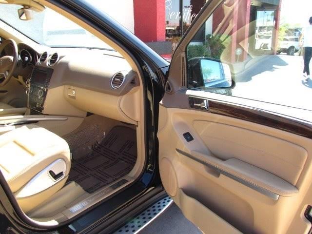 Mercedes-Benz M-Class 2011 price $17,995