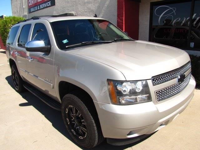 Chevrolet Tahoe 2007 price $7,500