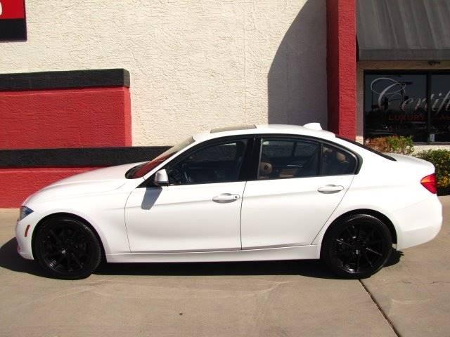 BMW 3 Series 2016 price $22,995