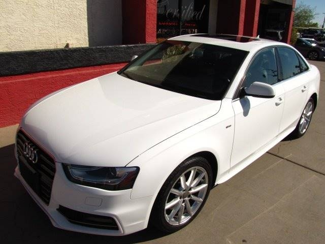 Audi A4 2015 price $16,995