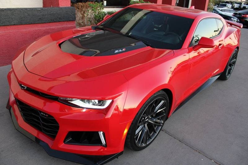 Chevrolet Camaro 2018 price $55,995
