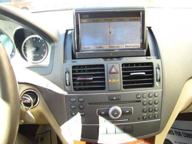 Mercedes-Benz C-Class 2011 price $10,500