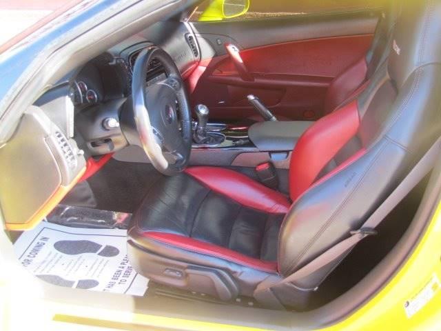 Chevrolet Corvette 2009 price $31,995