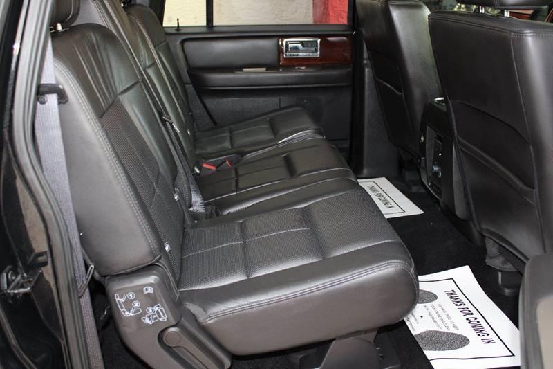 Lincoln Navigator L 2014 price $21,995