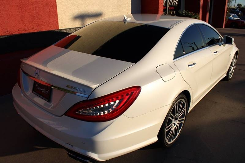 Mercedes-Benz CLS 2013 price $34,500