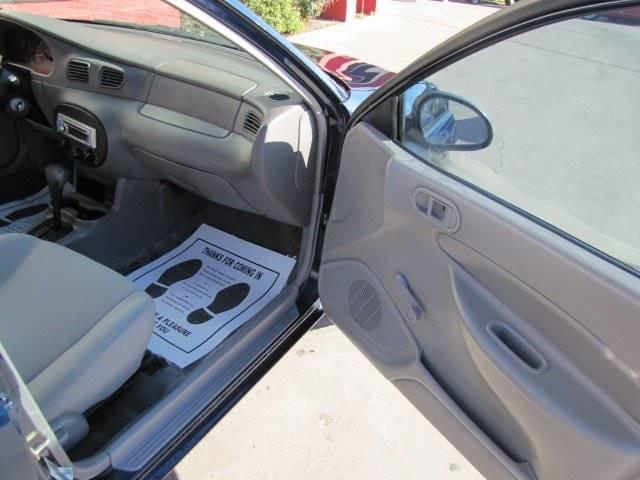 Ford Escort 2002 price $2,995