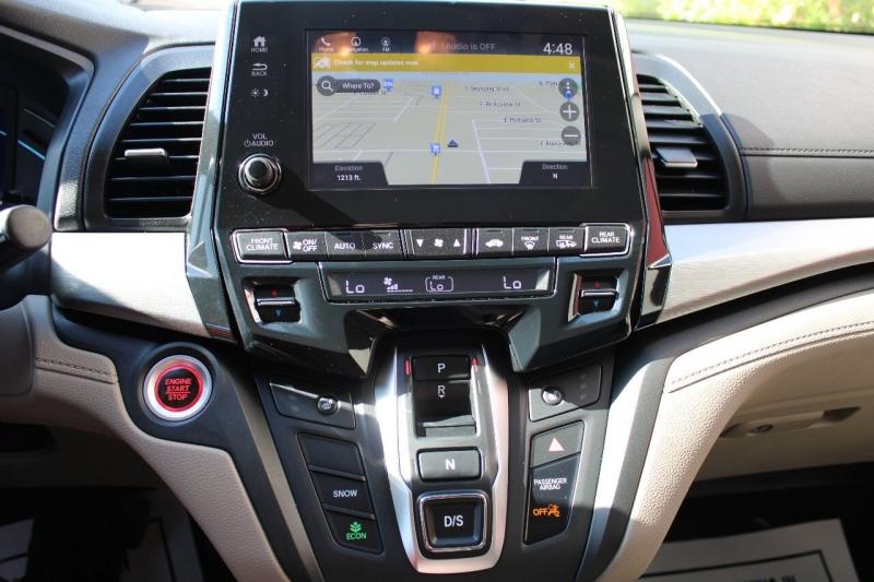 Honda Odyssey 2019 price $33,795