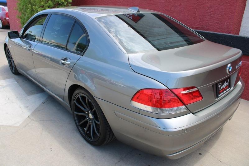 BMW 7 Series 2007 price $8,995
