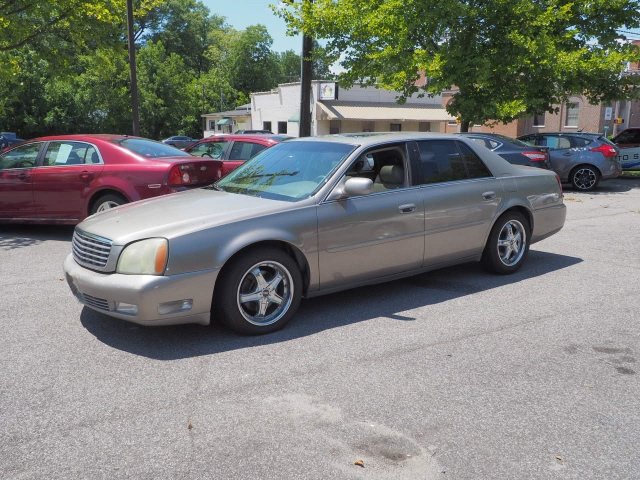 Cadillac Deville 2003 price $7,295