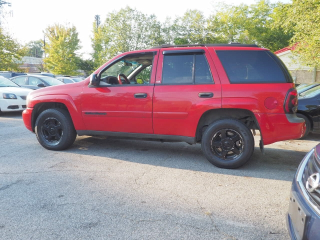 Chevrolet TrailBlazer 2002 price Call for Pricing.