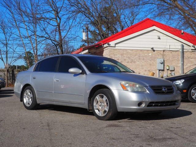 Nissan Altima 2002 price $7,495