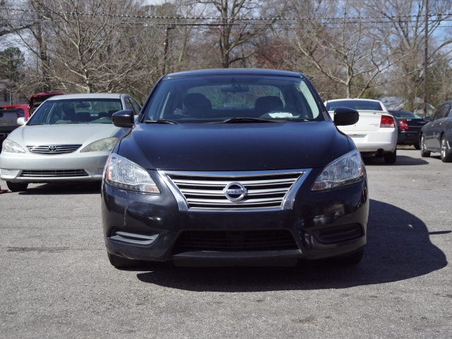2013 Nissan Sentra Fe S >> 2013 Nissan Sentra Fe S 1st Stop Auto Sales Auto Dealership In Durham