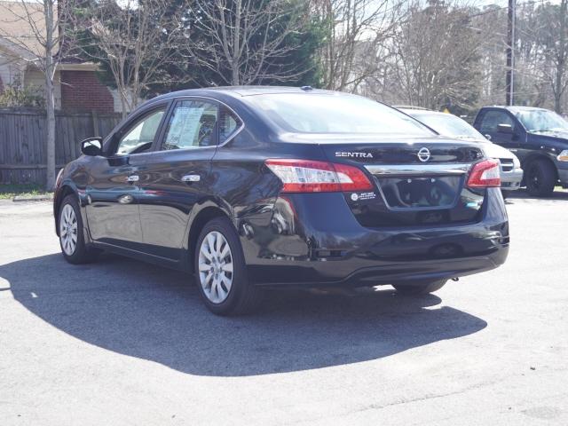 Nissan Sentra 2013 price $9,895