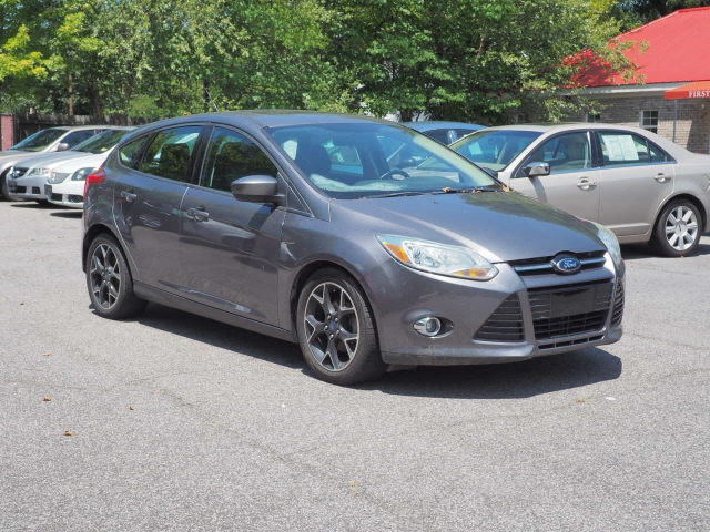 Ford Focus 2012 price $9,295